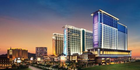Venue of MPEG 120 - Macau